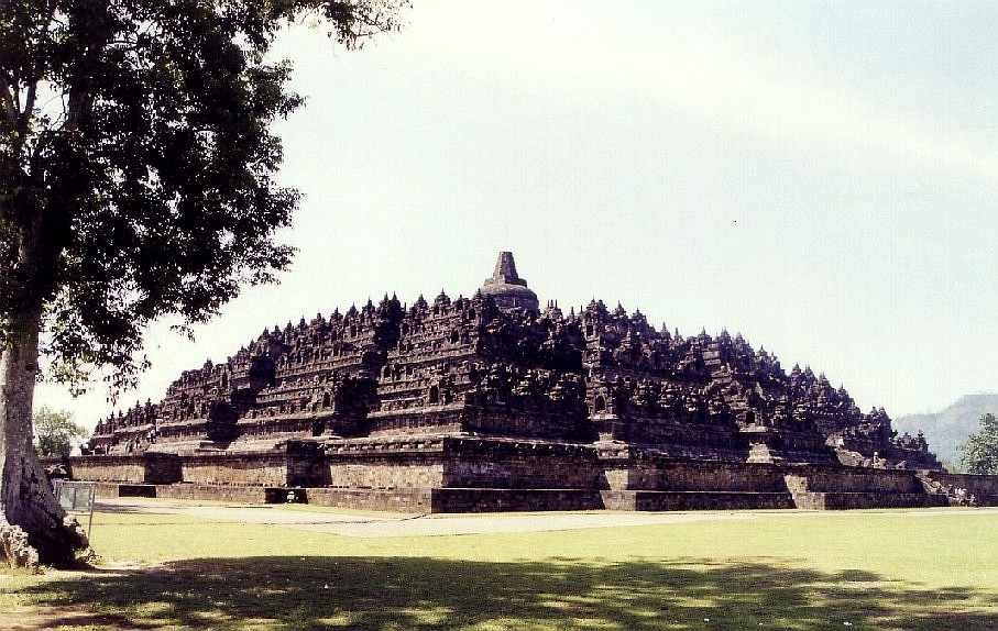 Borobudur वेद Veda