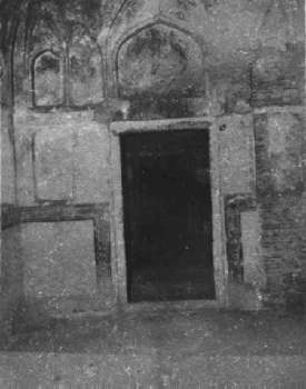 Rooms and Foundations that existed have been hidden and defaced then covered up away from the public gaze